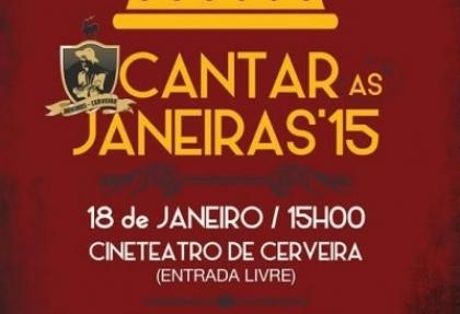Cerveira: Cineteatro recebe este domingo a VI edição do 'Cantar as Janeiras'