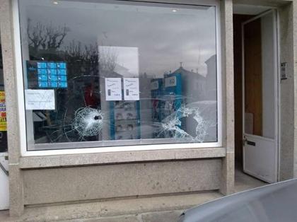 Monção: Loja de telecomunicações assaltada durante esta madrugada