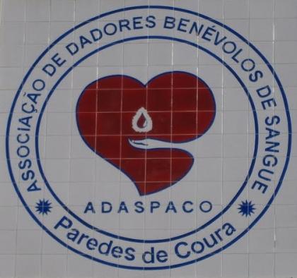 Paredes de Coura: ADASPACO realiza colheita de sangue no próximo dia 27