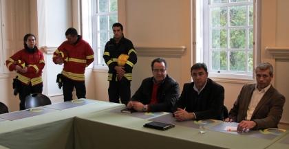 Monção: Bombeiros vão receber 26 equipamentos de proteção individual