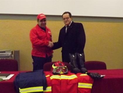 Monção: Presidente da Câmara considera bombeiros a instituição 'mais importante' do concelho