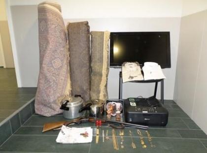 Paredes de Coura: GNR recupera artigos roubados na casa da própria vítima