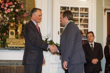 Monção: Presidente da Câmara orgulhoso com condecoração de Anselmo Mendes