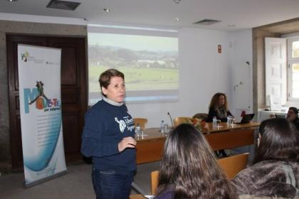 Cerveira: Aurora Cunha apela aos jovens para 'acreditar nos sonhos e nunca desanimar'