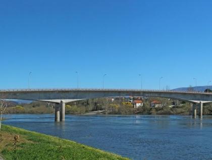 Monção: Ponte Internacional passa a chamar-se João Verde/Amador Saavedra a partir de sábado