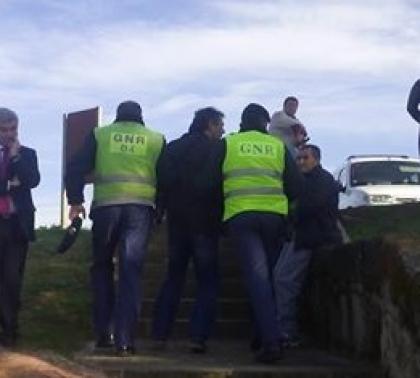 Monção: Dois espanhóis detidos durante as cerimónias dos 20 anos da Ponte Internacional