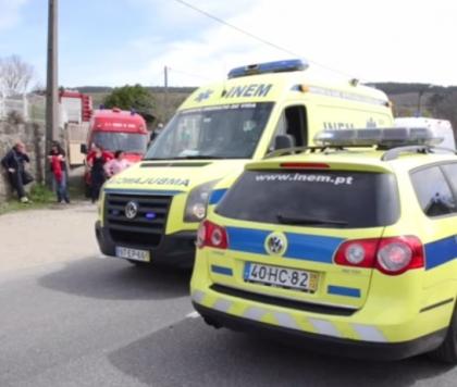 Paredes de Coura: Faleceu uma das vítimas do rebentamento em Agualonga