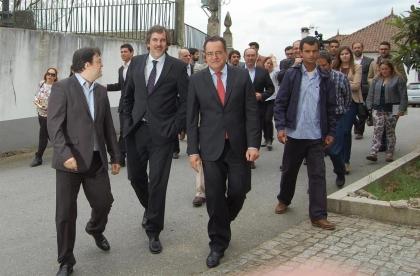 Monção: Secretário de Estado do Desporto visitou a Ardina
