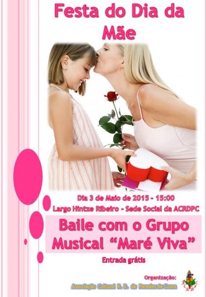 Paredes de Coura: Associação Cultural Recreativa e Desportiva realiza festa do Dia da Mãe
