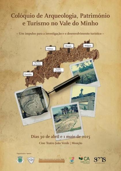 Monção: Cine Teatro João Verde recebe esta quinta-feira colóquio sobre Arqueologia