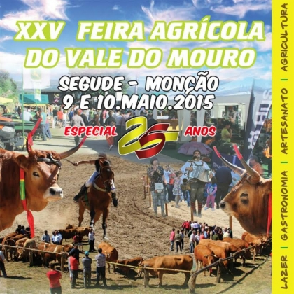 Monção: Segude recebe Feira Agrícola do Vale do Mouro no próximo fim-de-semana