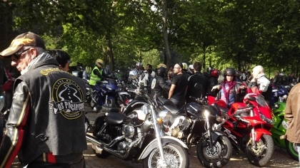 Monção: Parque das Caldas recebe concentração motard este fim-de-semana