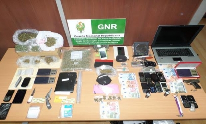 Monção: Seis detidos por posse e suspeita de tráfico de droga