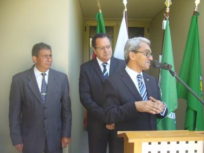 Monção: Secretário de Estado diz que Centro Cultural do Vale do Mouro significa 'uma força imensa'