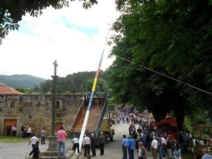 Monção: Longos Vales 'levanta o pau' este domingo