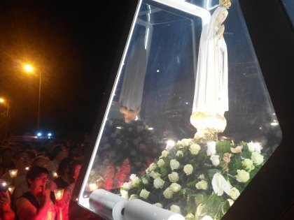 Monção: Mar de gente recebeu imagem de Nossa Senhora de Fátima