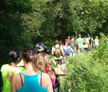 Monção: Caminhada pelo 'Trilho da Carvalheira de Abedim' juntou cerca de 60 participantes
