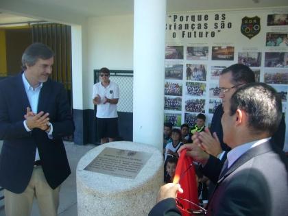 Monção: Secretário de Estado destacou apoio do Governo ao desporto entre os jovens
