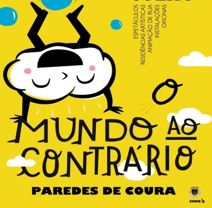 Paredes de Coura recebe 'O Mundo ao Contrário' a partir de 20 de Julho