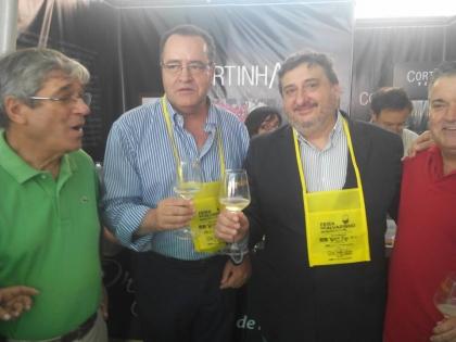 Campos Ferreira: 'O vinho Alvarinho está cada vez melhor e mais reconhecido'