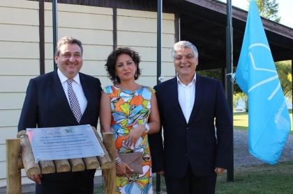 Cerveira e Tomiño apresentaram prioridades de intervenção ao Governo