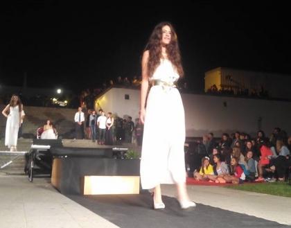 Paredes de Coura: Noite de glamour juntou multidão no Largo Hintze Ribeiro