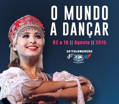 Valença: Jardim Municipal recebe 'O Mundo a Dançar' este sábado
