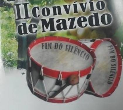 Monção: Mazedo recebe IV Encontro de Bombos este domingo