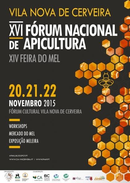 Cerveira recebe Fórum Nacional de Apicultura entre 20 e 22 de novembro