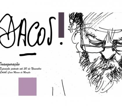 Monção: Casa Museu recebe exposição do artista Dacos a partir deste sábado