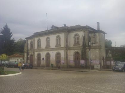 Monção: Edifício da antiga estação deverá estar recuperado dentro de um ano