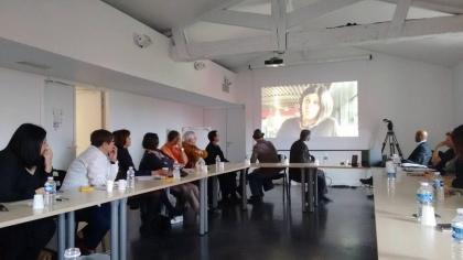Paredes de Coura: Representantes do Município estão em Cenon para reunião do Programa Erasmus