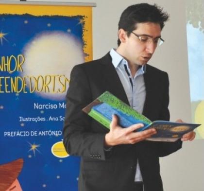 Monção: Biblioteca Municipal recebe encontro entre Narciso Moreira e leitores locais no sábado
