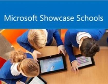 Cerveira: Agrupamento de Escolas reconhecido como Microsoft Showcase School