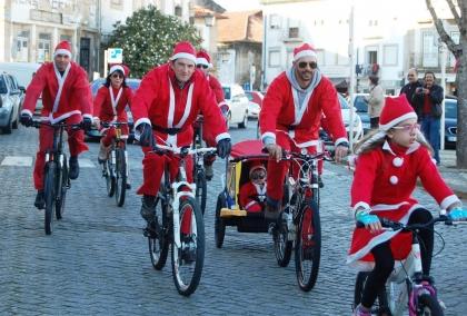 Monção: Pai Natal vai chegar ao centro histórico de bicicleta