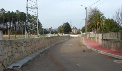 Monção: Beneficiação da Rua de Rodas praticamente concluída