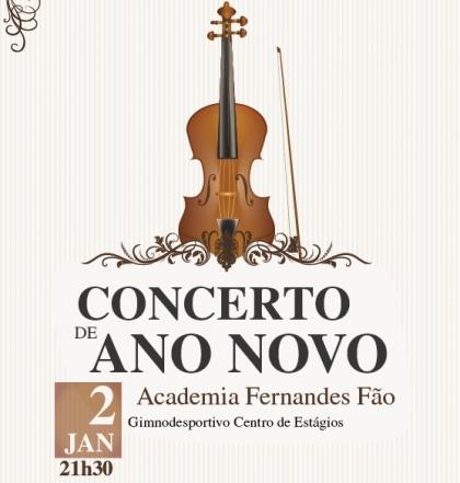 Melgaço: Pavilhão do Centro de Estágios acolhe concerto de Ano Novo