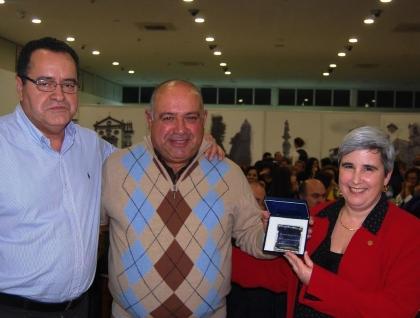 Monção: Três funcionários do Município distinguidos no convívio de Natal da Autarquia