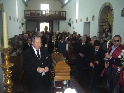 Monção: Dezenas de pessoas no último adeus à 'Senhora da Brejoeira'