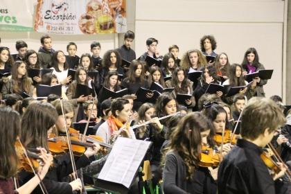 Melgaço: Academia de Música Fernandes Fão deu concerto 'memorável' no Centro de Estágios