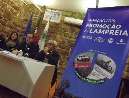 Monção: Autarquia aposta forte na promoção da lampreia
