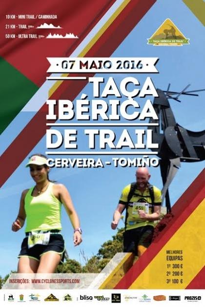 Cerveira/Tomiño: Taça Ibérica de Trail realiza-se este sábado