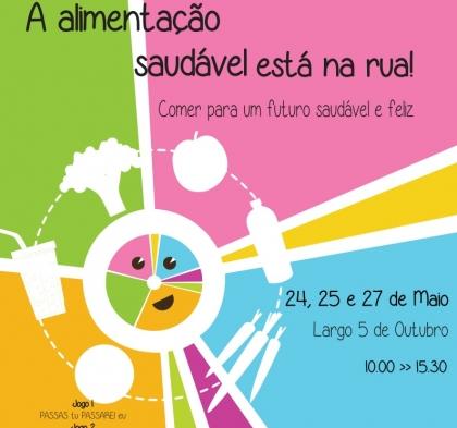 Paredes de Coura: Largo 5 de Outubro recebe ação sobre educação alimentar