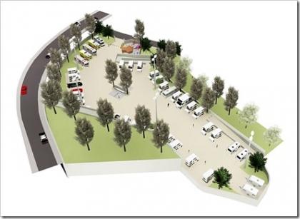 Paredes de Coura vai ter um novo parque de caravanas e auto-caravanas