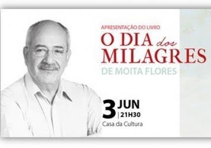 Melgaço: Francisco Moita Flores vai estar esta sexta-feira na Casa da Cultura