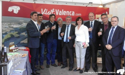 Valença promoveu Fortaleza na localidade francesa de Cenon