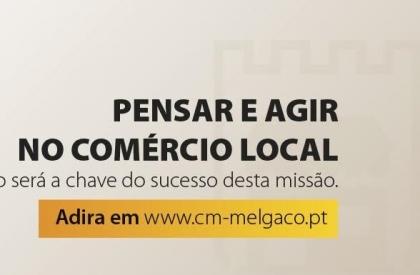 Melgaço: Câmara convida comerciantes a aderir a projeto conjunto