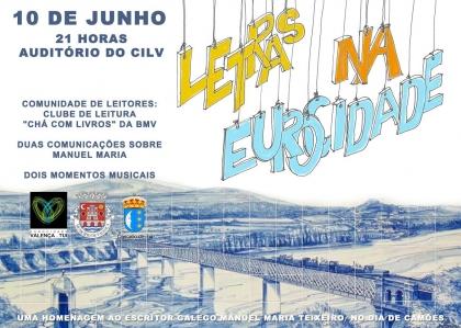 Valença acolhe homenagem a poeta galego no Dia de Camões