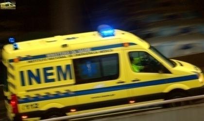 Monção/Lapela: Colisão entre automóvel e trator causa dois feridos graves