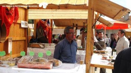 Valencianos muito satisfeitos com o 'Sabores Serranos'